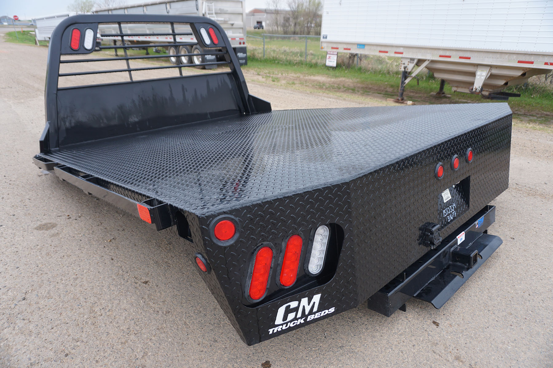 Ram 5500 Flatbed >> CM RD Truck Bed - Dickinson Truck Equipment