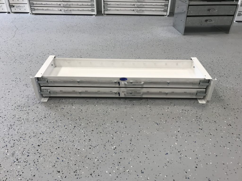 Truck Tool Box With Drawers >> AG Body 2 Drawer Unit - Dickinson Truck Equipment