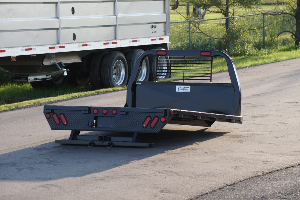 Cadet Western Quot Steel Quot Flatbeds Dickinson Truck Equipment