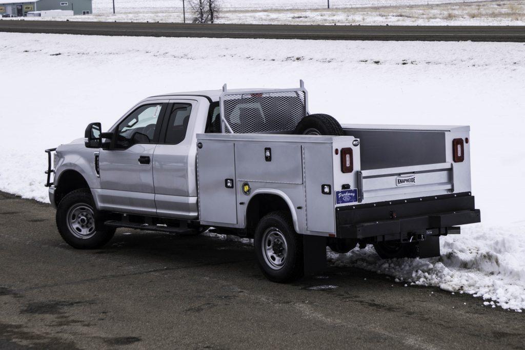 696f40 Knapheide Service Body Dickinson Truck Equipment