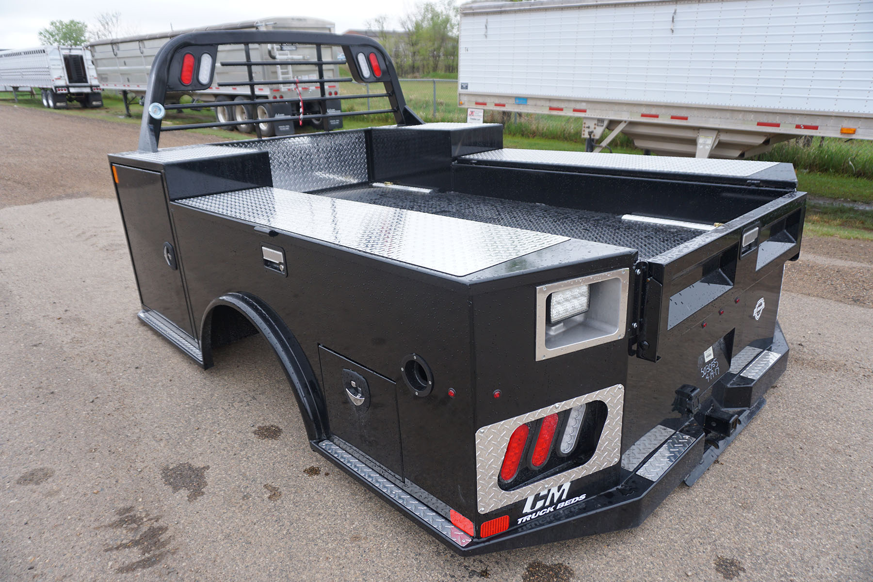 Cab Chassis Truck Beds