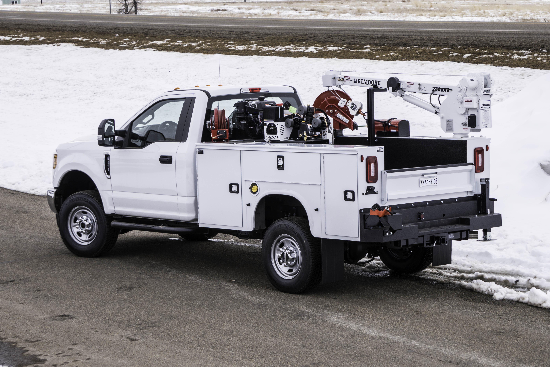 696 Knapheide Service Body Dickinson Truck Equipment